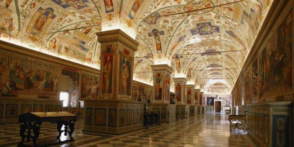 Guided tour Sistine Chapel