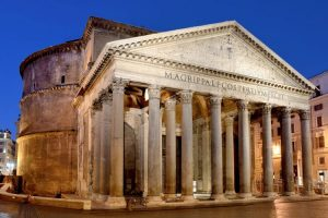 cosa vedere a roma - pantheon
