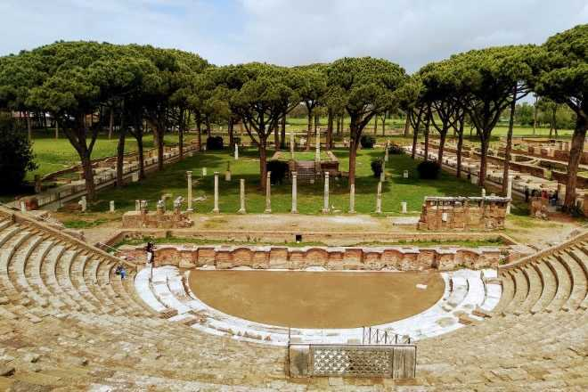Ostia Antica Guided Tour